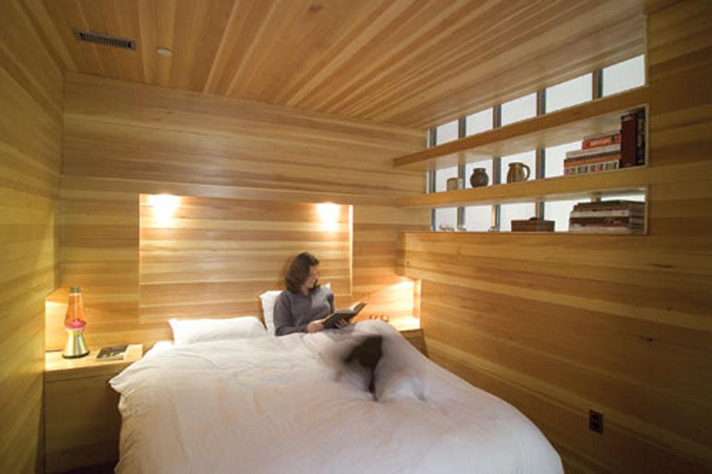 Box Cozy Bedroom
