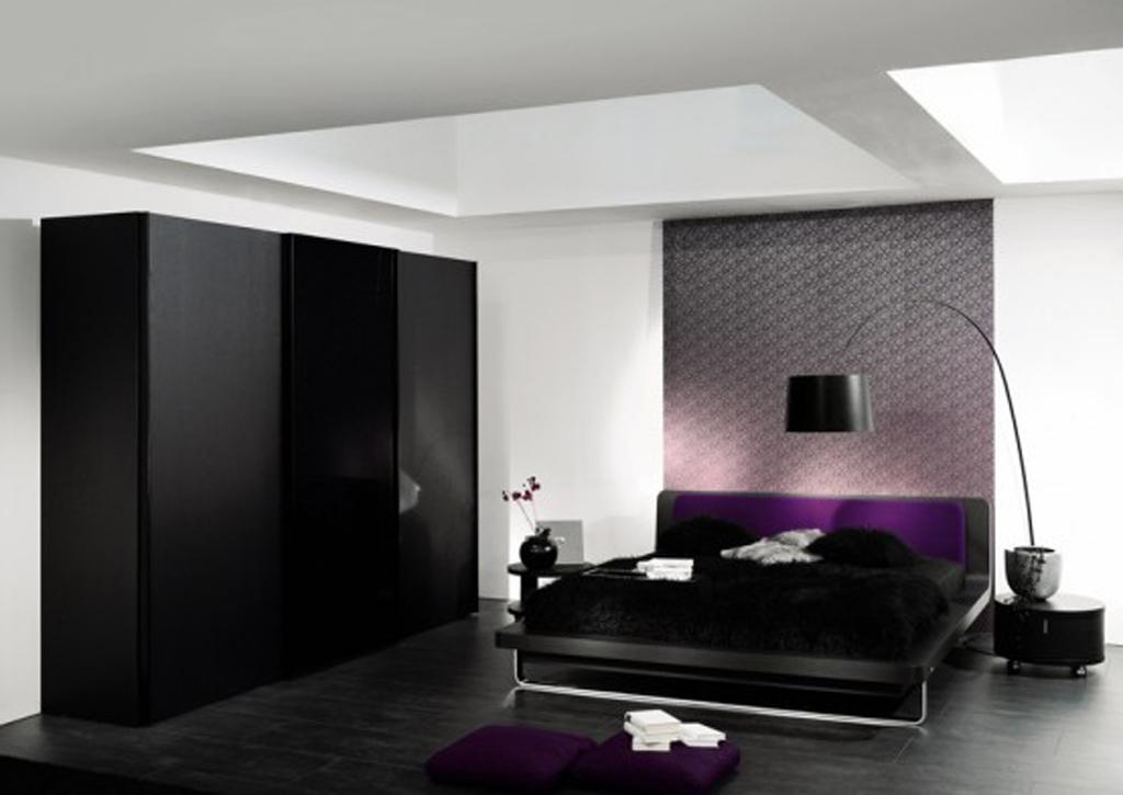 Dark Bedroom Lighting Designs Ideas