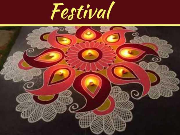Diwali Rangoli Ideas