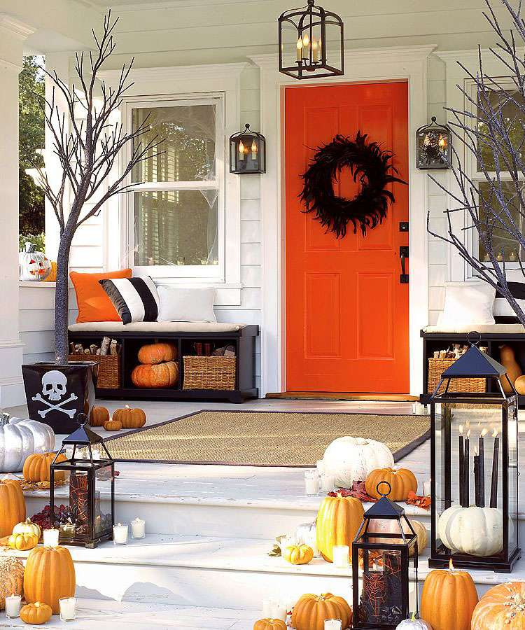 Happy Halloween : Tips On Home Decoration 1