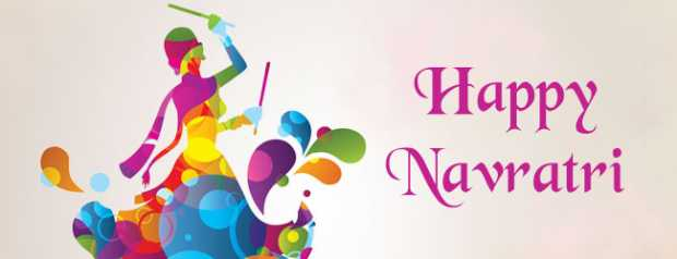 Happy Navratri Banner