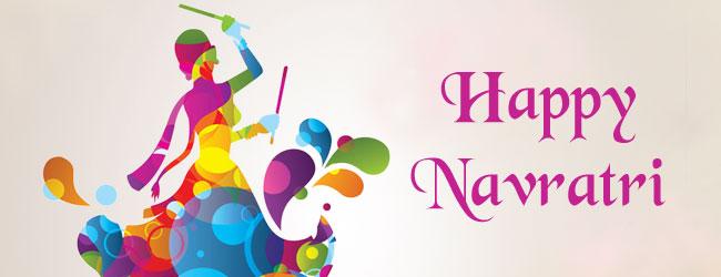 Happy Navratri Banner