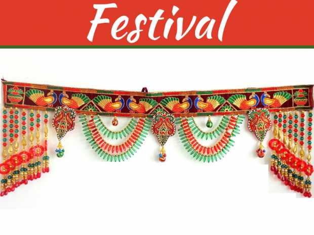 Importance of Toran in Diwali