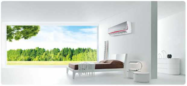 Living Room Air Conditioner