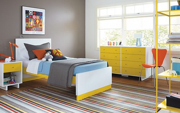Modern Kids Bedroom Furniture