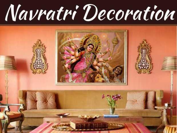 Navratri Decoration Ideas