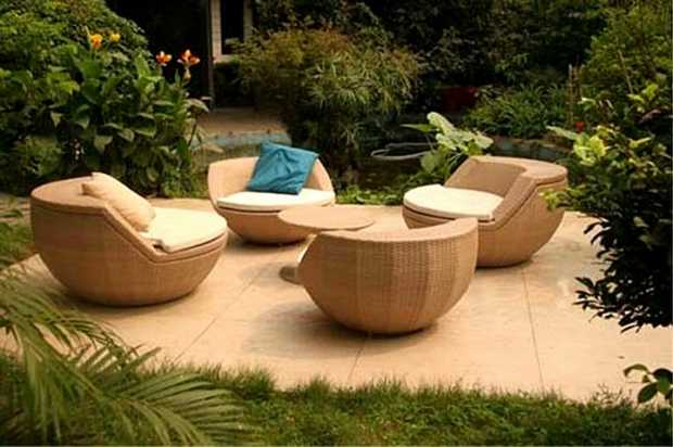 Perfect Summer Outdoor Patio Furniture