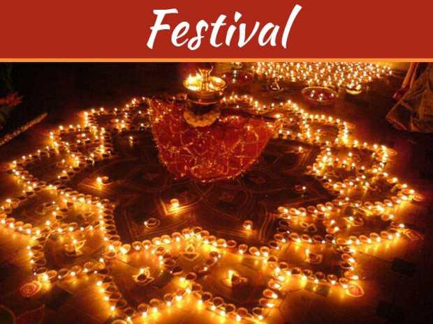 Diwali Lightening Decoration