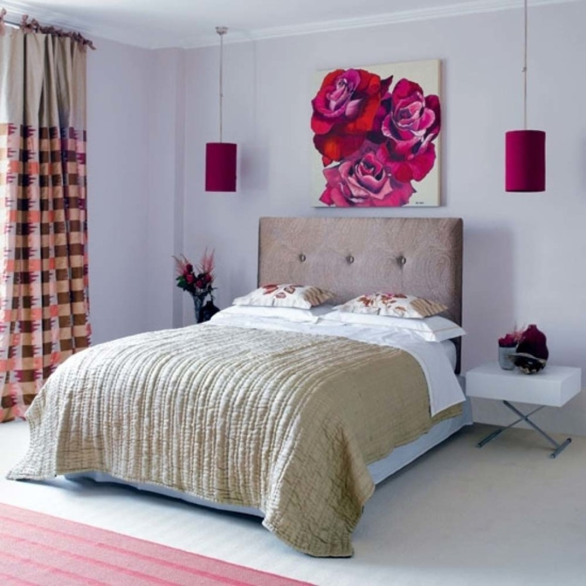 Romantic Bedroom Ideas For Small