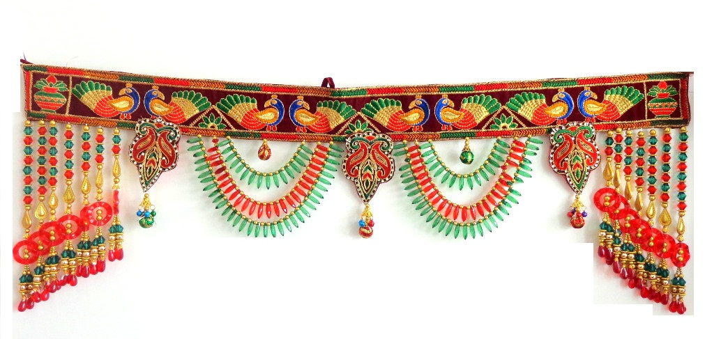Toran With Conventional Motifs