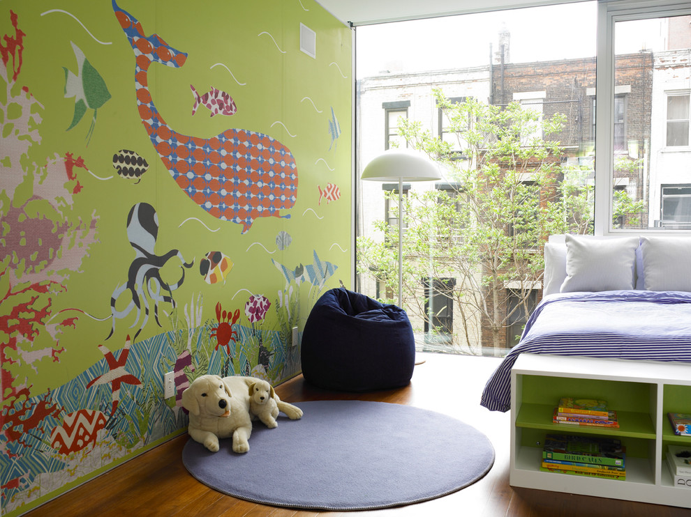 Wall Decals in Kids Bedroom
