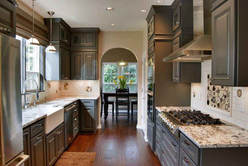 Dazzling Kitchen Interior