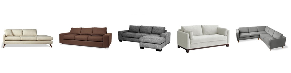 Different Types of Sofas Designs