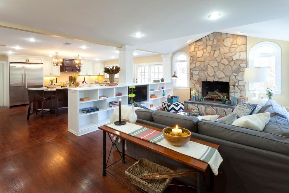Dividing Homes into Zone