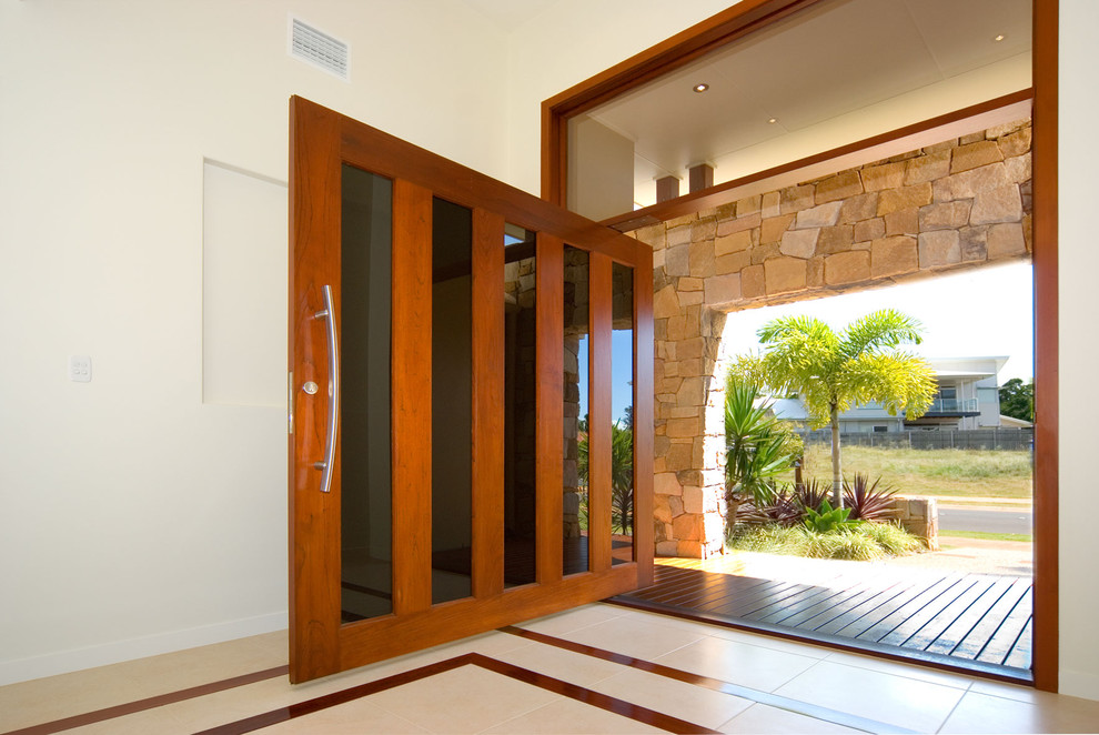 Latest interior designing trend zone living my decorative for Extra wide exterior doors