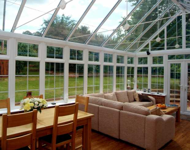 Gable Style conservatories