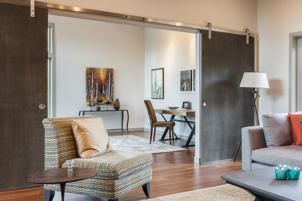 Sliding Doors for Zone Living