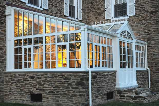 Traditional Exterior Conservatories