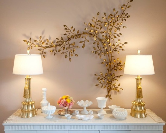 Brass Accents for Home Décor