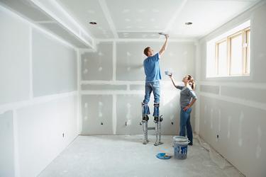 Wall Cracks and Ceiling Repairs