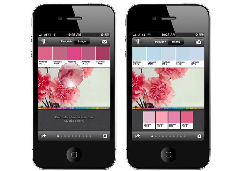 Palettes App Iphone