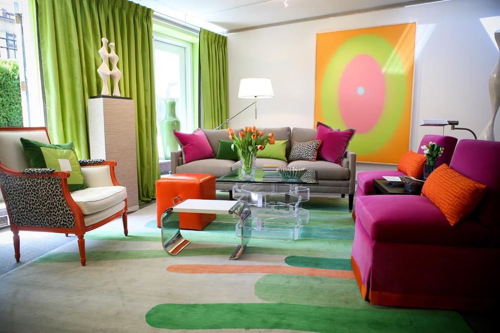 Astonishing Color Combinations