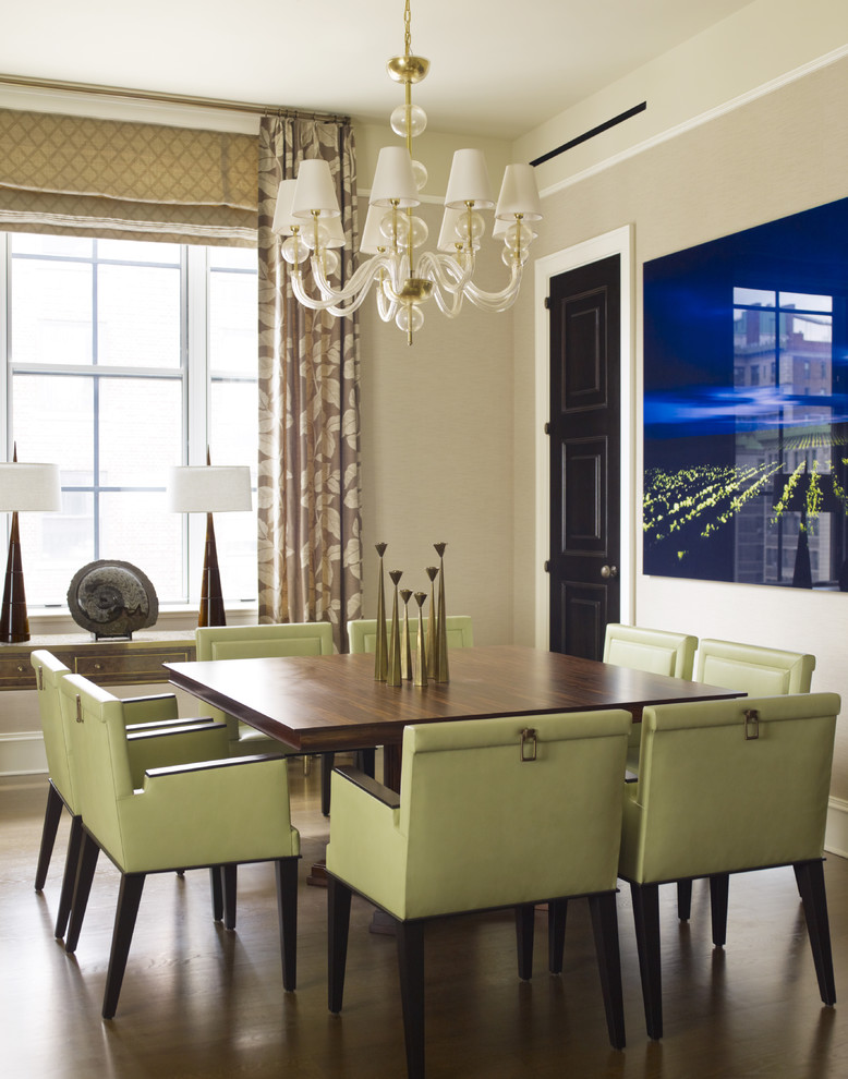Cube Dining Table with Chairs