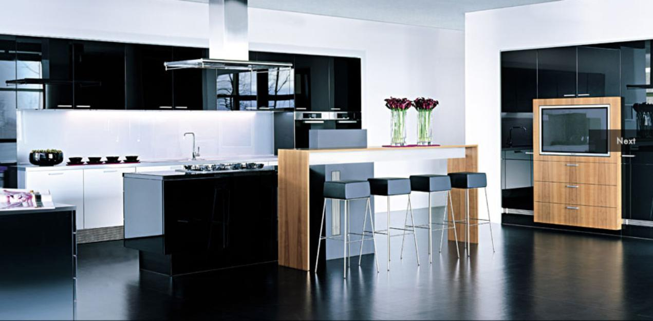 Kitchen Island with Booth