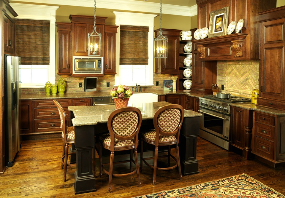 Proper and elegant touch to redesign your kitchen my House beautiful kitchen of the year 2013