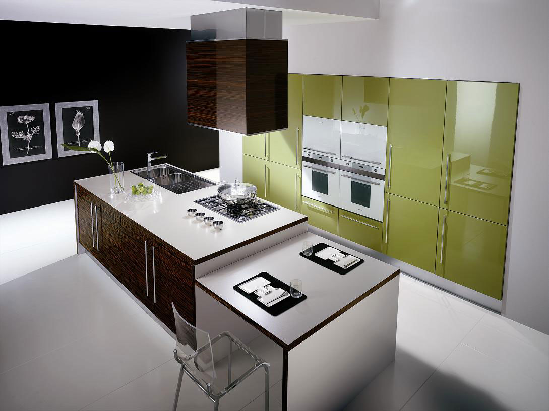 Kitchen island makes difference in d cor and functionality for New kitchen designs 2013