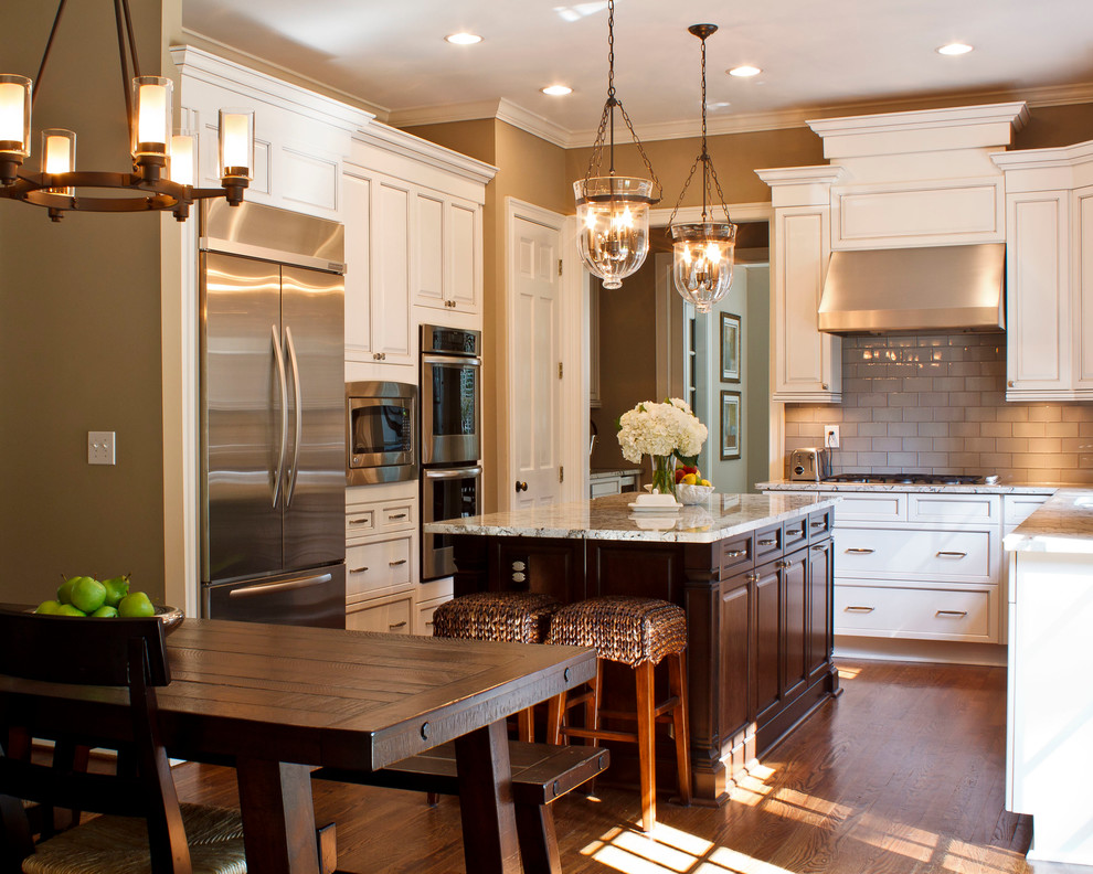 Proper and elegant touch to redesign your kitchen my for Picture perfect kitchens