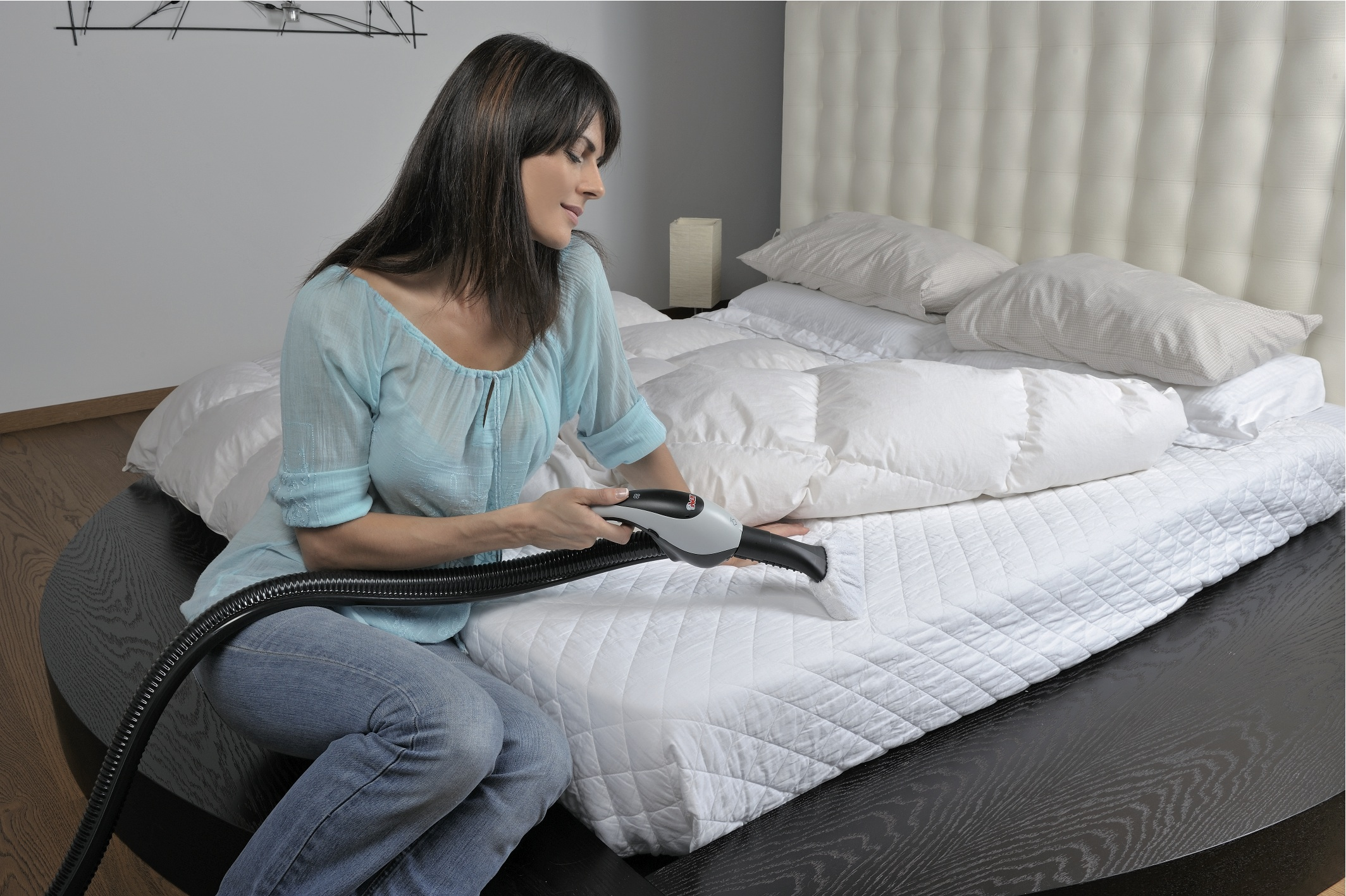 How to clean your bed - Polti Mattress