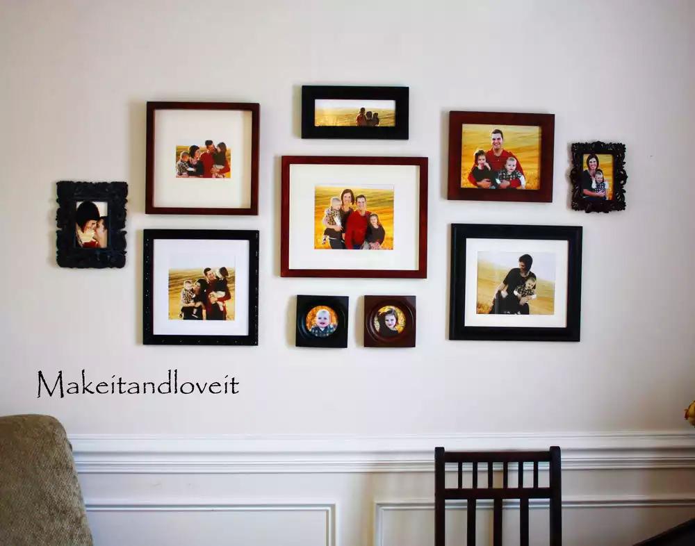 Design Collage Picture Frames | My Decorative