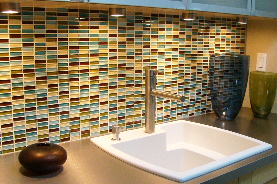 Colorful Glass Tiles