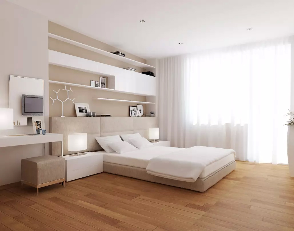 Contemporary Modern Bedroom