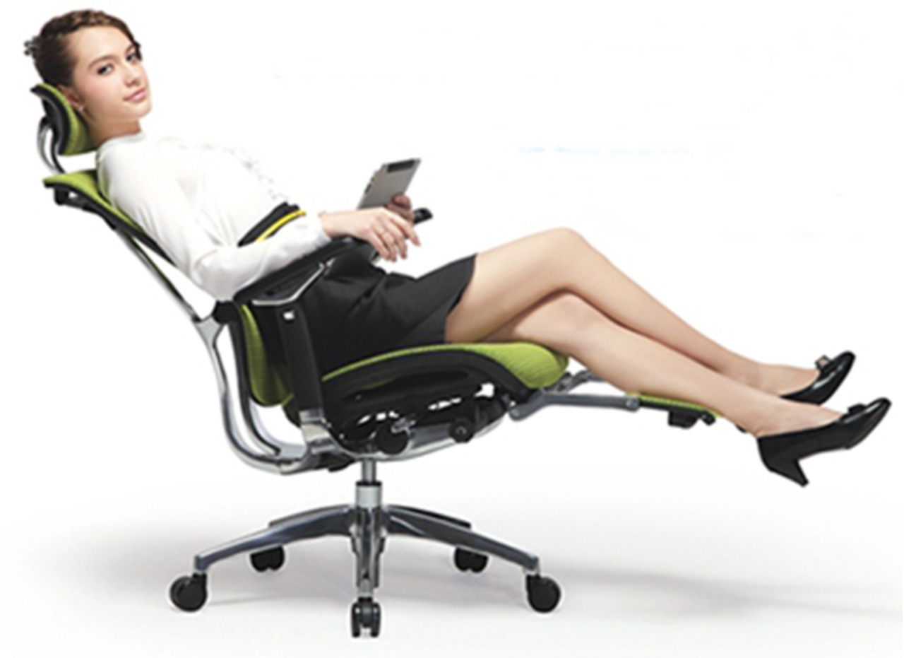 Ergonomically Designed Office Chair