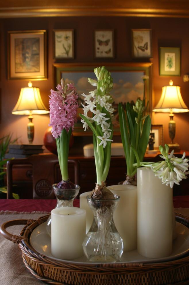 Flower Bulbs in Pots