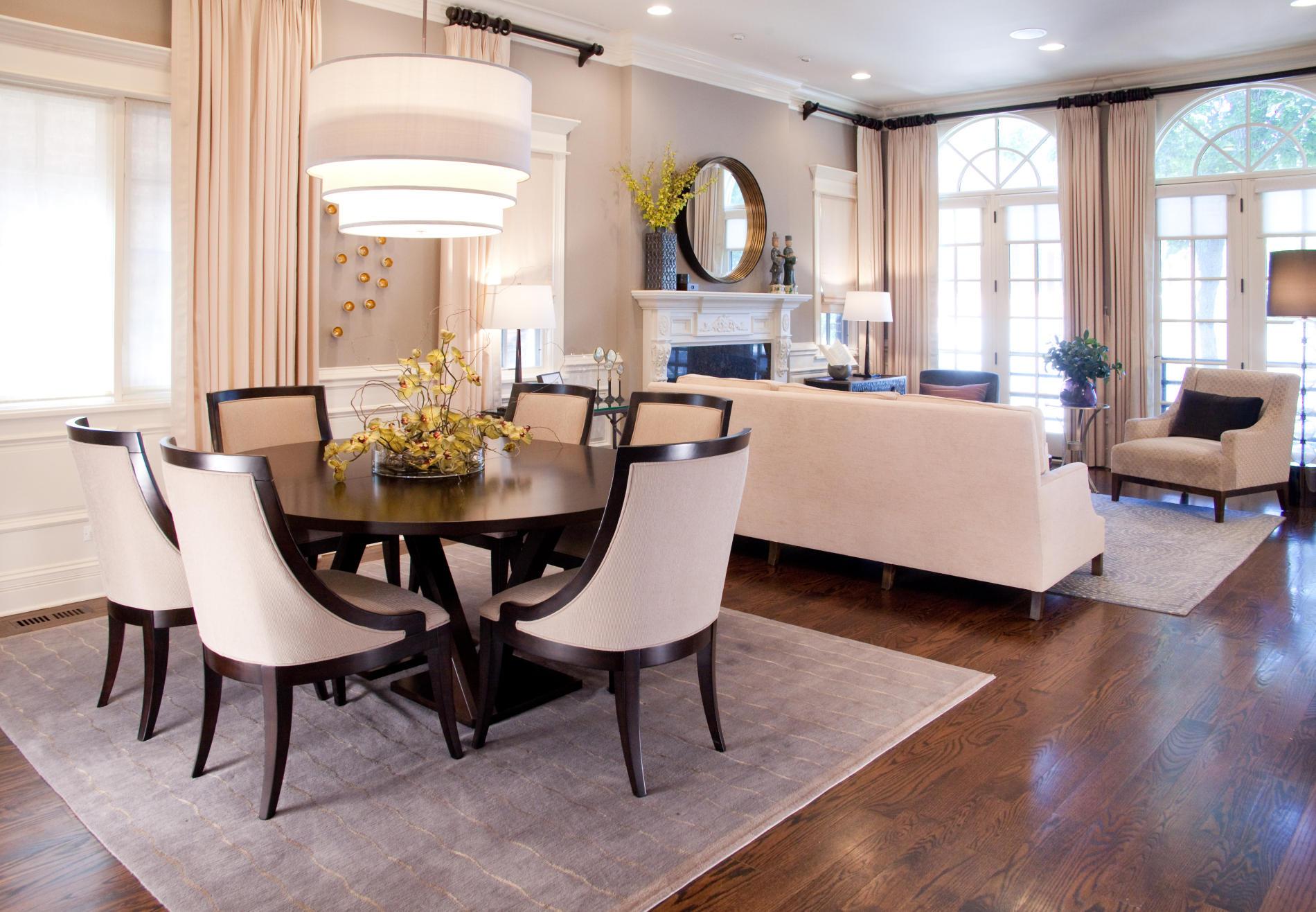 Furnished Room Designs