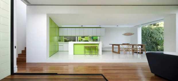 Modern Connected Interior Design