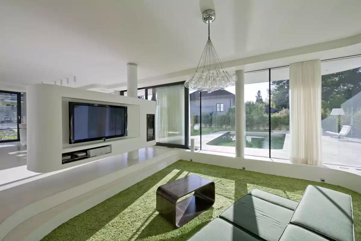 Modern homes interior