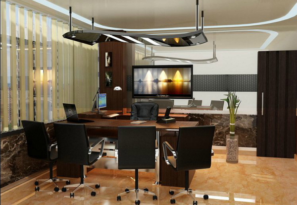 Office Cabin Design