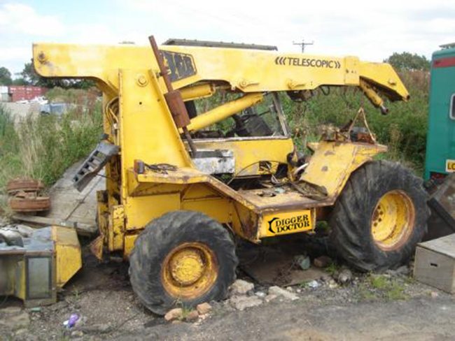 Used JCB Diggers on Digger Doctor