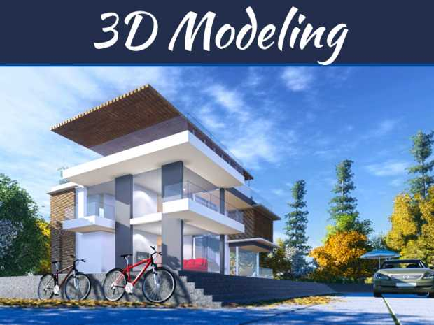 Benefits Of 3D Modeling In Design And Construction