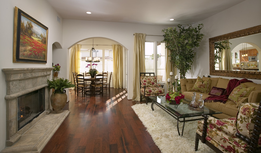Hardwood Flooring Room Design