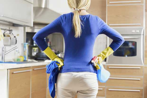 Make Sure That Your Cleaners Can Enter The House To Clean