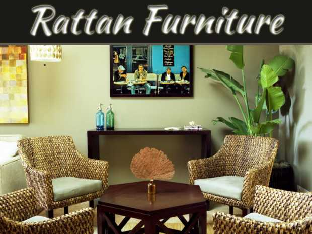 How Rattan Furniture is Made