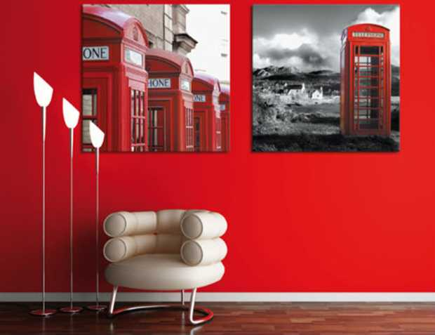 Few Ideas for Wall Decorations by Image-Printers