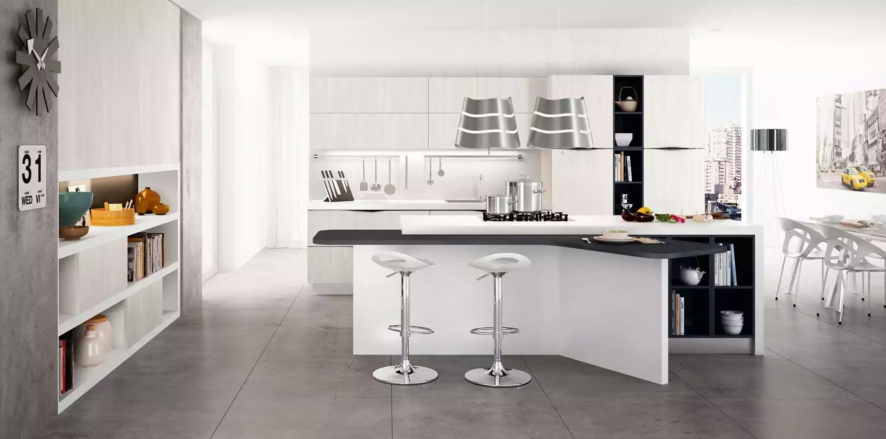 Bright And Sunny Kitchen Design Ideas
