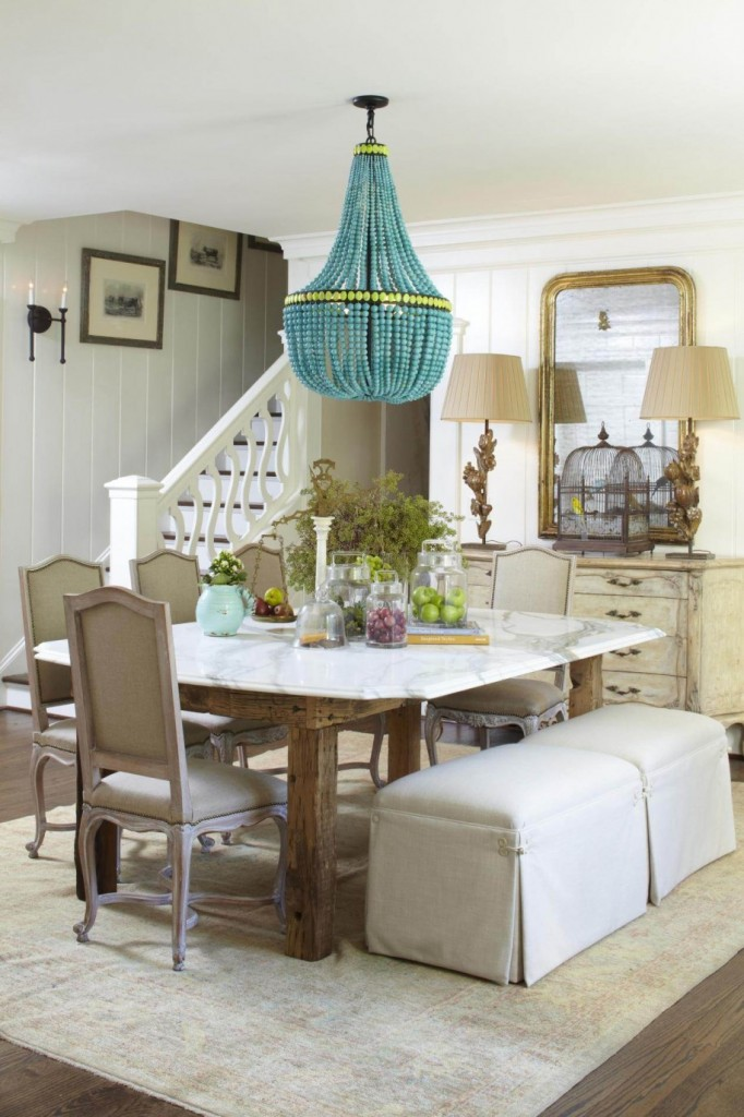 Beautiful and Bright Dining room Ideas | My Decorative