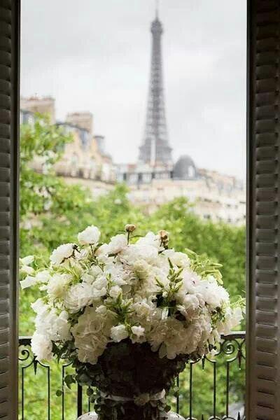 Paris Eiffel Tower View Rooms My Decorative